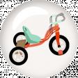 Ride A Bike - Bicycle - Brad 2