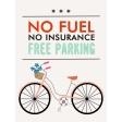 Ride A Bike - Journal Card 05
