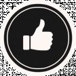 Ride A Bike Word Bits - Thumbs Up