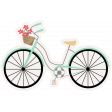 Ride A Bike - Bicycle - Sticker 01