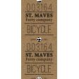 Ride A Bike - Ticket