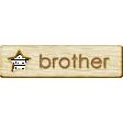 Brothers and Sisters - Brother Wood Veneer