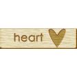 Brothers and Sisters - Heart Wood Veneer