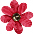 Brothers And Sisters - Silk Flower Red