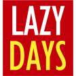 Sand And Beach - Lazy Days Label