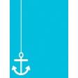 Sand & Beach - Anchor - Journal Card