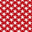 Sand & Beach - Starfish - Red Paper