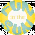 Heat Wave Elements - Fun In The Sun Label