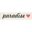 At The Fair - Paradise - Label
