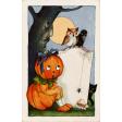Cast A Spell Elements - Pumpkin Card
