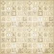It's Elementary, My Dear - Neutral ABCs Paper 01