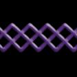 It's Elementary, My Dear - Purple Stitch