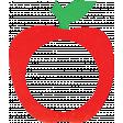 It's Elementary, My Dear - Apple Frame