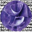 It's Elementary, My Dear - Fabric Flower 04