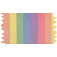 It's Elementary, My Dear - Rainbow Ribbon Washi Tape