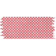 It's Elementary, My Dear - Red Polka Dots Washi Tape