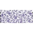 It's Elementary, My Dear - Purple Flowers Washi Tape
