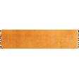 It's Elementary, My Dear - Orange Washi Tape