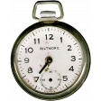 Reading, Writing, and Arithmetic - Pocket Watch