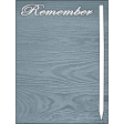 Reading, Writing, and Arithmetic - Remember Journal Card 02