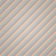 Grandma's Kitchen Striped Paper