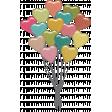 Tiny, But Mighty 3D Heart Balloons