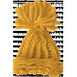 Tiny, But Mighty Yellow Preemie Hat