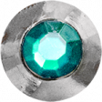 Tiny, But Mighty Teal Gem