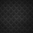Be Mine - Black Damask Fabric