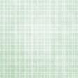 Be Mine - Mint Plaid Fabric Paper