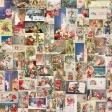 Christmas Memories - Christmas Postcard Paper