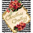 Christmas Memories Card 2