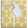 Quilted With Love - Vintage Yellow Dot Fat Quarter