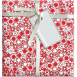 Quilted With Love - Modern - Red Flower Fat Quarter
