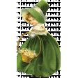 The Lucky One - Clover Girl Ephemera