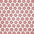 Quilted With Love - Modern Sketched Flower Fabric Paper