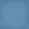 Quilted With Love - Modern Blue Swiss Dot Fabric Paper