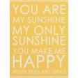 Sunshine and Lemons - Sunshine Journal Card