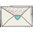 Hello - Envelope Doodle