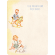 Oh Baby, Baby - Early Sayings Journal Card