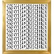 Oh Baby, Baby - June 2014 Blog Train Mini - Yellow Rectangle Frame