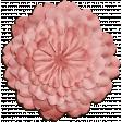 Oh Baby Pink Silk Flower