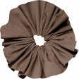 Many Thanks - Brown Fabric Accordian Flower