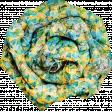 Many Thanks - Fabric Rose