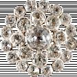 Independence - Diamond Button