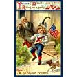 Independence - Yankee Doodle Postcard