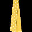 Sunshine & Lemons Mini - Yellow Ribbon