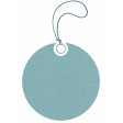 Summer Fields - Teal Tag