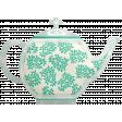 Garden Party - Tea Party Teapot 1