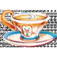 Garden Party - August 2014 Blog Train - Teacup 1